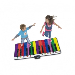 Best Rainbow Colors Piano Mat For Sale